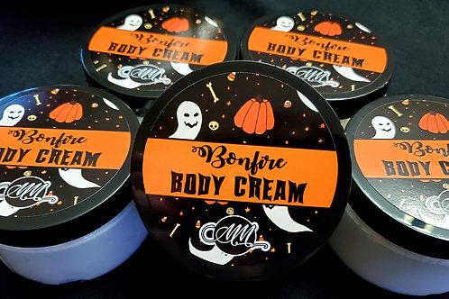 Bonfire Body Cream 4oz
