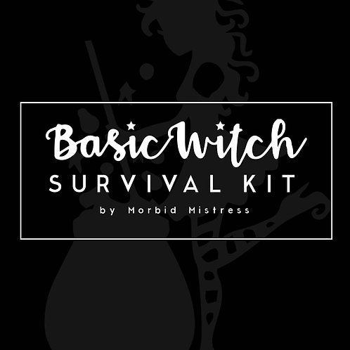 Basic Witch Survival Kit