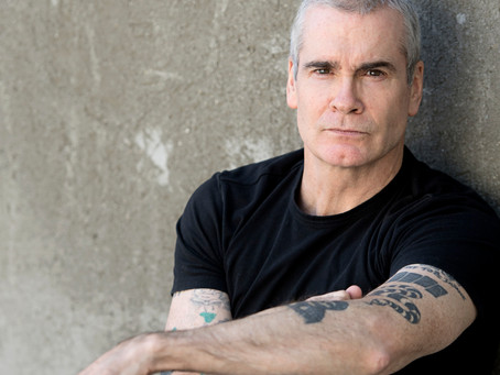Five Questions for Henry Rollins