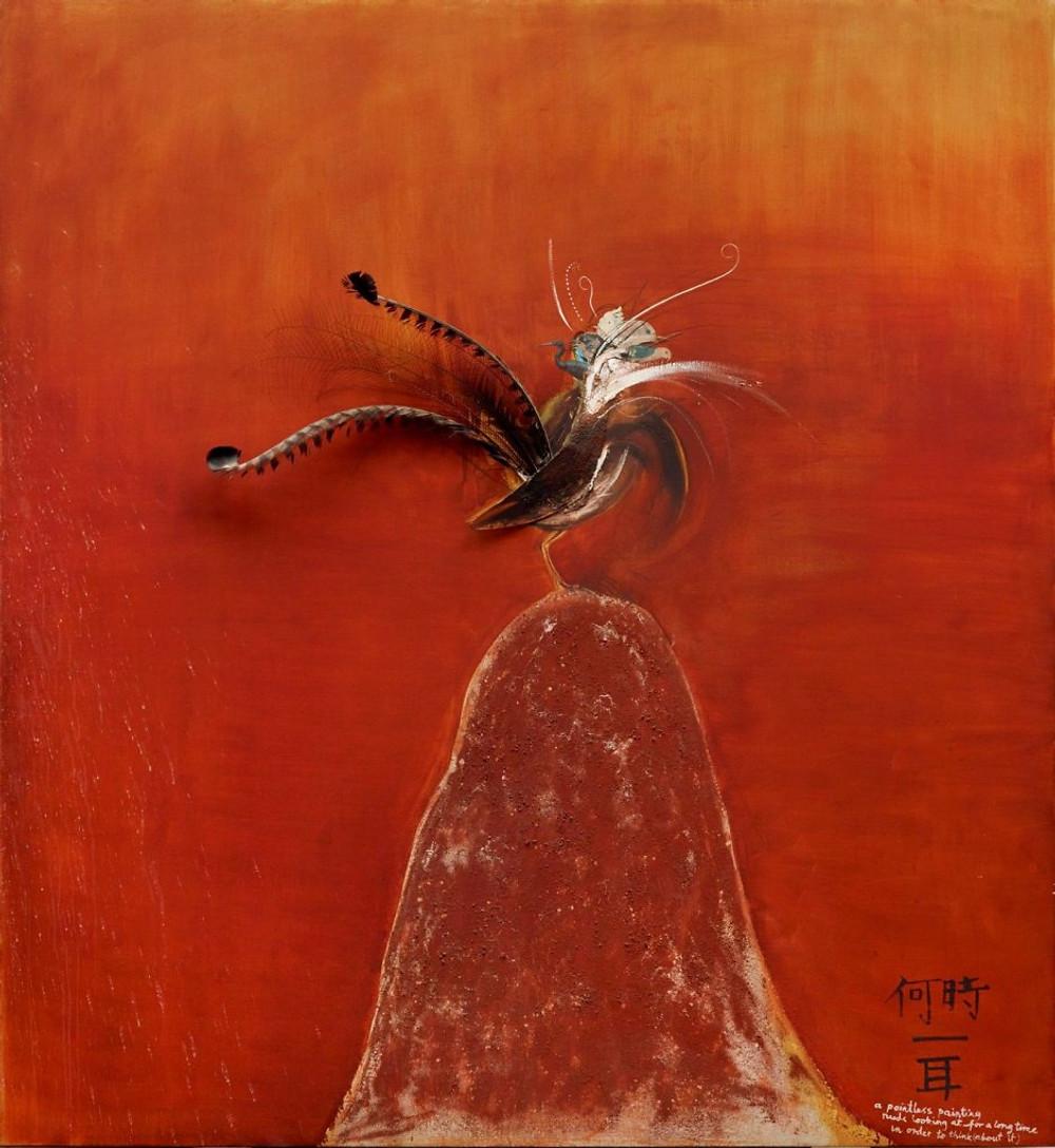 The lyrebird Brett Whiteley