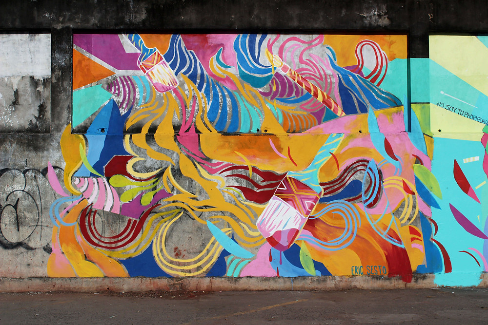 Eric Sesto mural