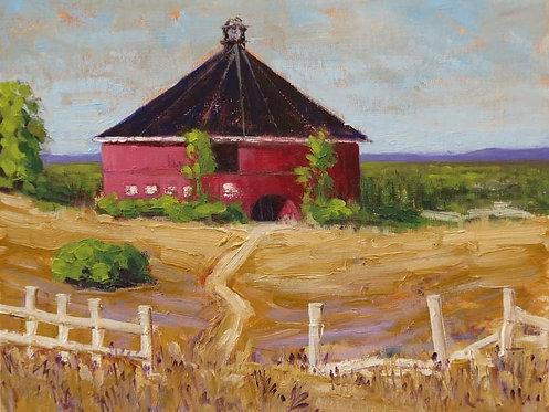 The Round Barn 1899-2017