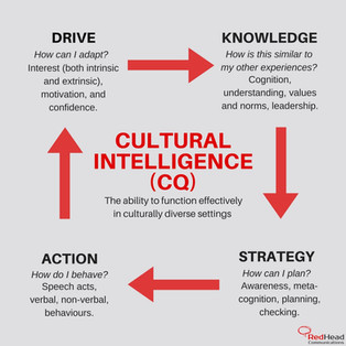 CULTURAL INTELLIGENCE: THE TAO TO INTELLIGENT PERSPECTIVE IN A DIVERSE ENVIRONMENT