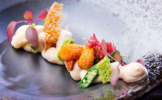 Innovation in the Kitchen... in a Michelin-star Hotel in the Mountains of Hokkaido