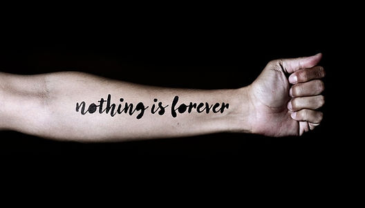 Nothing is forever - Oldham Tattoo Removal
