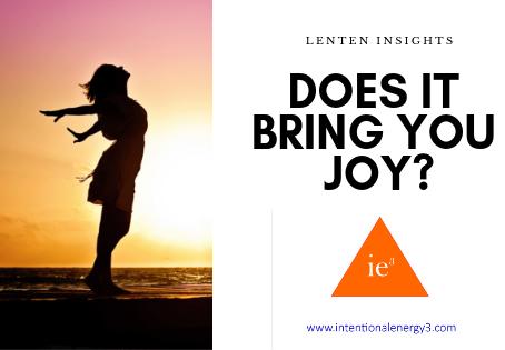 Does it Bring You Joy?