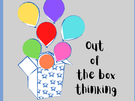 Getting Outside Of Our Boxes