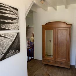 Maison Cravelle, Gîte Castelnaud, Upstairs hallway