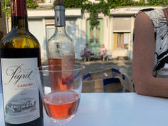 Great wines at Marché Gourmand