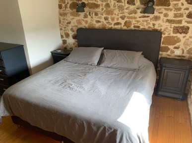 Beynac, king size bed