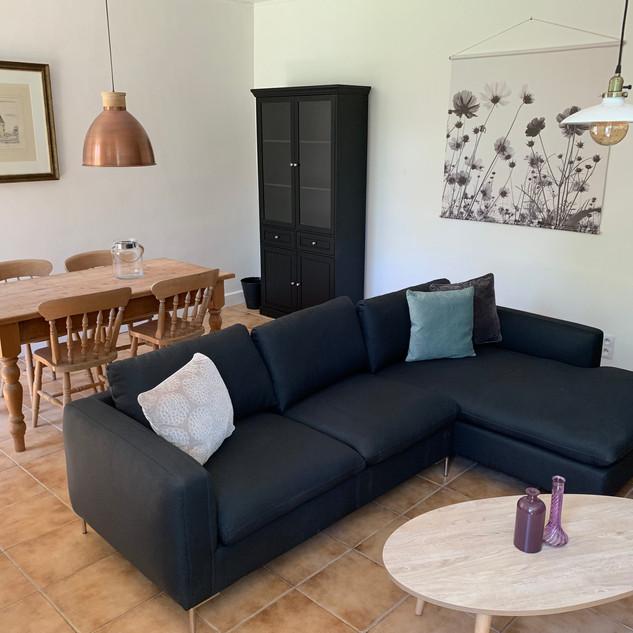 Maison Cravelle, Gîte Castelnaud, Salon