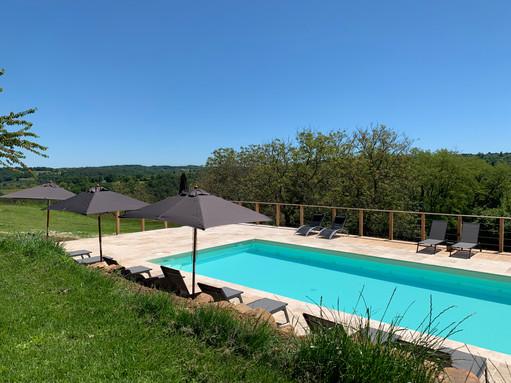 Maison Cravelle Pool