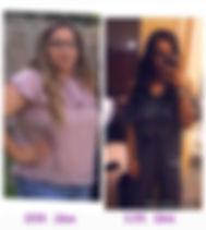 Kim 6 month progress pic