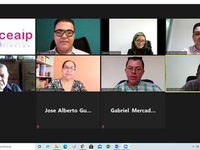 Reunión Virtual con Comisionados de CEAIP