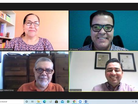 Sesión Virtual 23 de Abril 2021