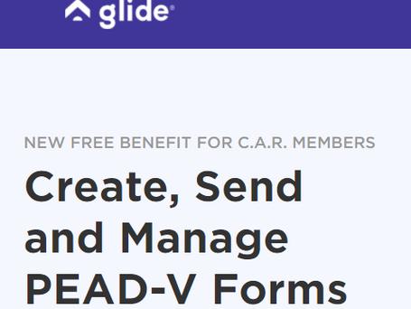 PEAD Form MLS integration Coming Soon!