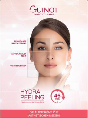 Unser Spezial: Die Hydra Peeling Behandlung für ein frisches Aussehen