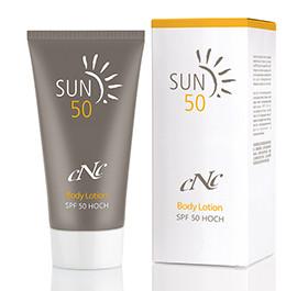SUN 50 BODY LOTION