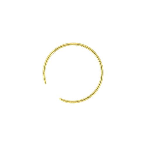 CATARINA CATARINO   Hug Bracelet Gold