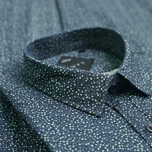 FLUYT | Floral Vibe Short Sleeve Shirt