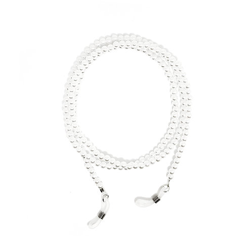 MR. SUNGLASSES | Chain With White Pearls