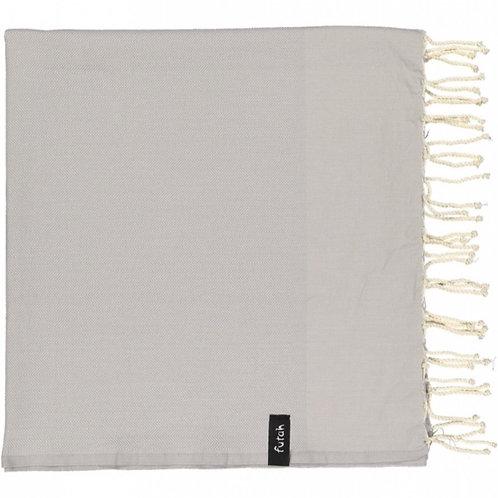 FUTAH |  Ericeira Grey Individual Towel