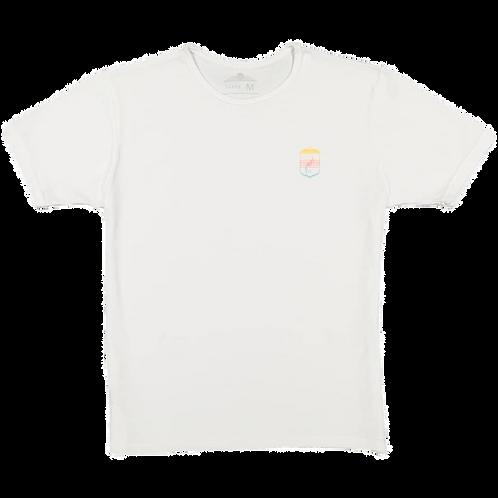 FLUYT   White Coat-Of-Arms T-Shirt