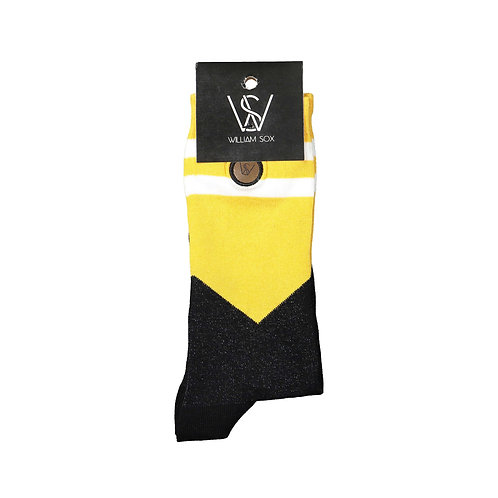 WILLIAM SOX | Black and Yellow