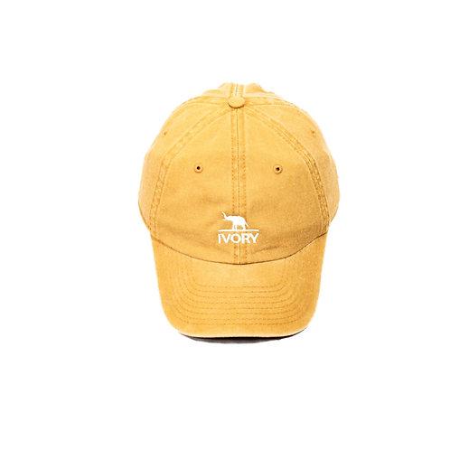 IVORY   Mustard Cap