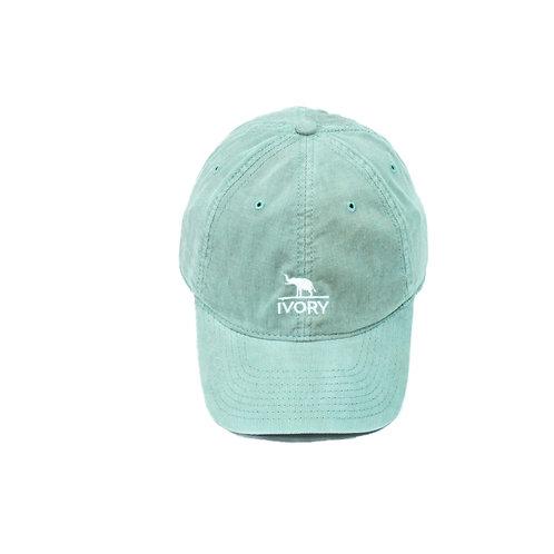 IVORY | Green Salvia Cap