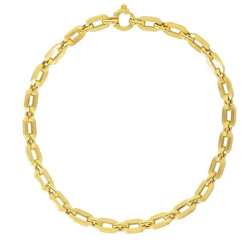CATARINA CATARINO   Striped Links Necklace