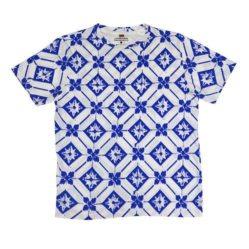 INSPIRAÇÕES PORTUGUESAS   Azulejos T-shirt