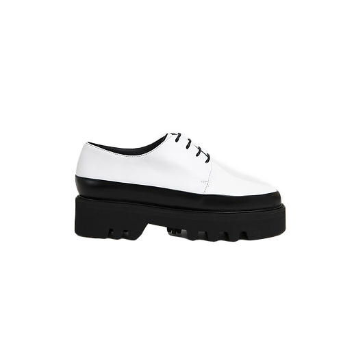 UNREAL FIELDS | Creepers Step Up White Black