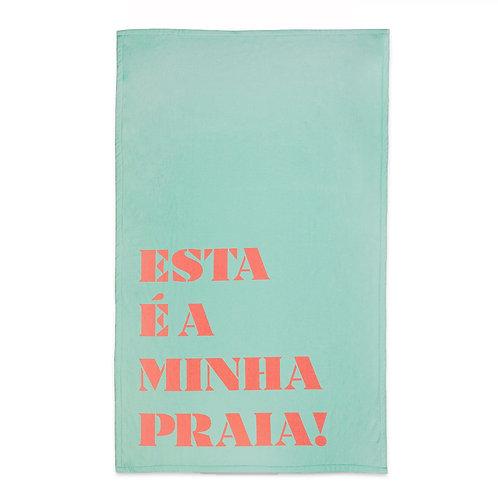 INSPIRAÇÕES PORTUGUESAS |  Esta é a Minha Praia Towel