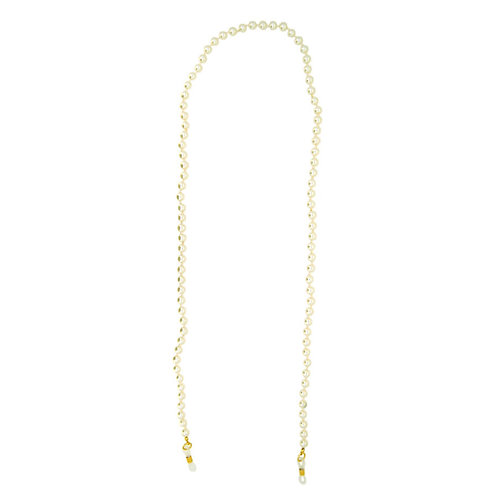 MR. SUNGLASSES | Metal Chain With Pearl