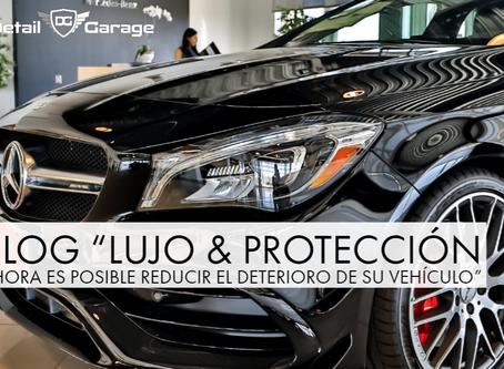 Lujo y Protección ¿Es posible reducir el deterioro de su vehículo?
