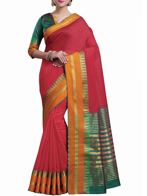 Alluring Maroon Color New Sarees Online Shopping