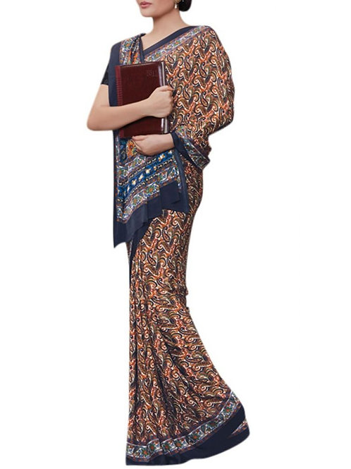 Agreeable Multi Color Buy Saree