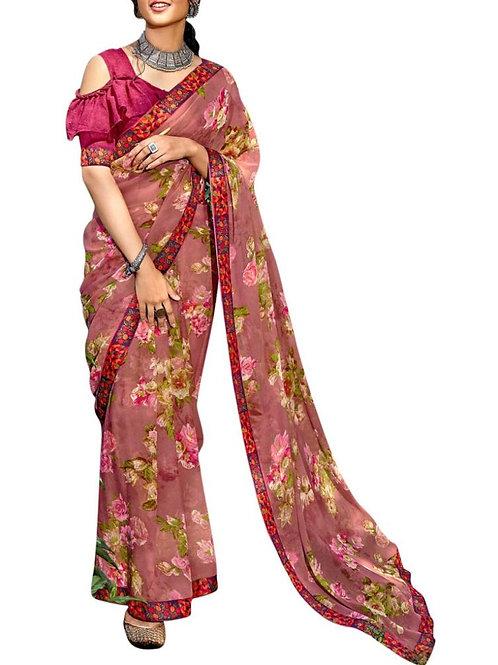 Beautiful Multi Women Saree
