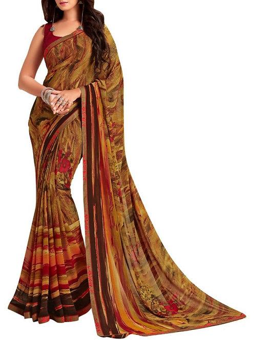 Amazing Multi Indian Wear Saree
