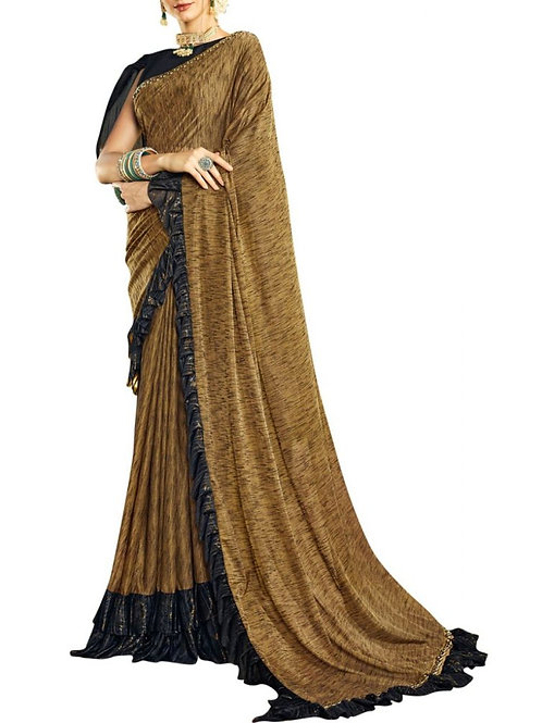 Existence Multi Color Online Sarees Offers