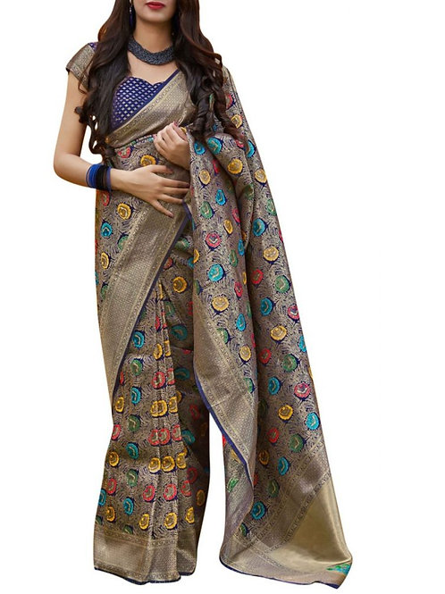 Graceful Multi Designer Saree Collection