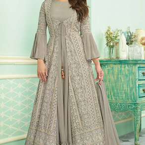 Bravery_Light_Grey_Color_Dresses_Collect