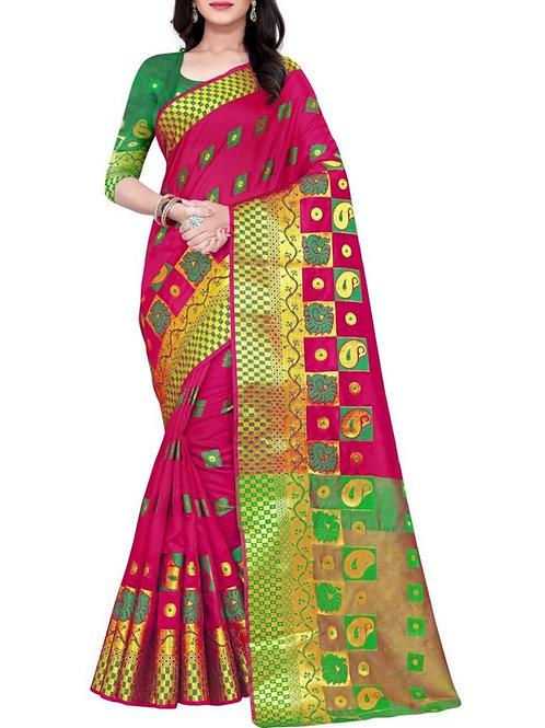 Radiant Rani Designer Sarees Online Shopping With Price