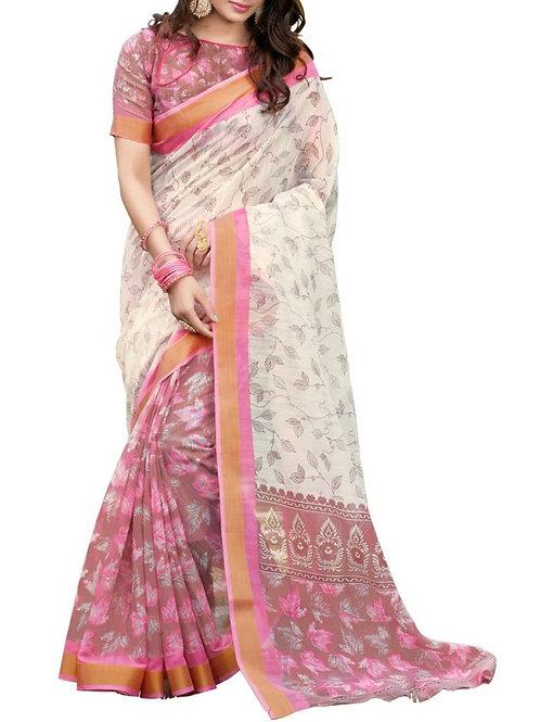 Pleasant Multi Color Simple Designer Sarees Online