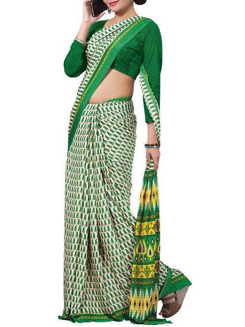 Delightful Multi Color Reshmi Sarees