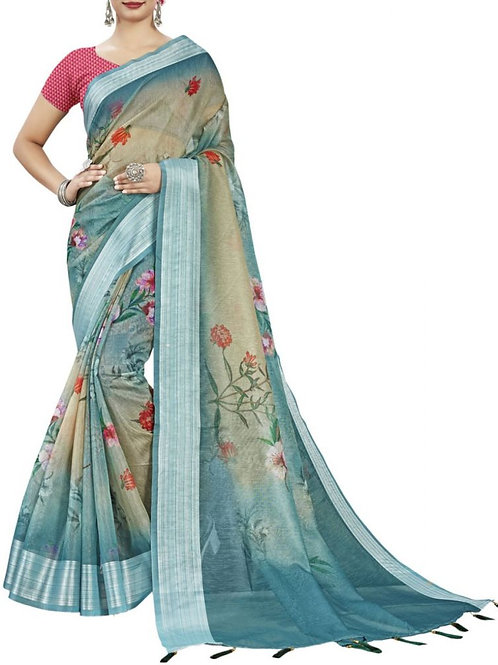 Captivating Multi Designer Party Wear Sarees With Price