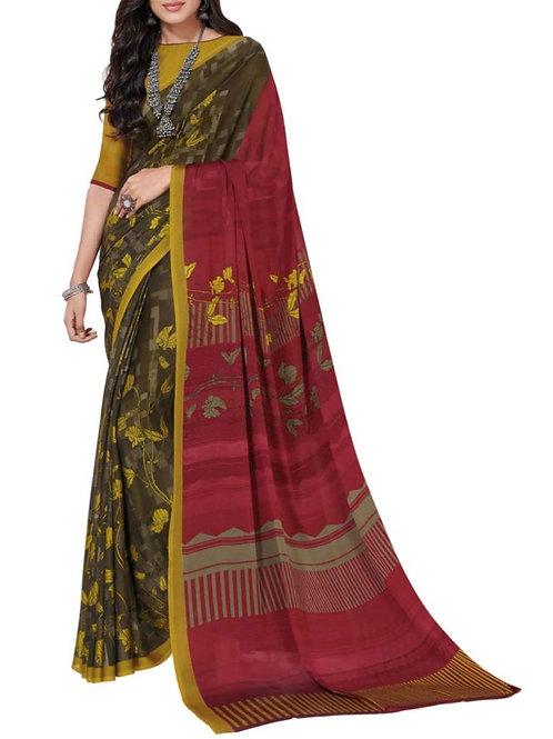 Impressive Multi Best Designer Sarees