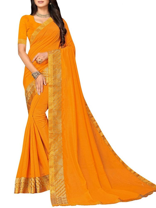 Divine Mustard Discount Sarees Online Shopping