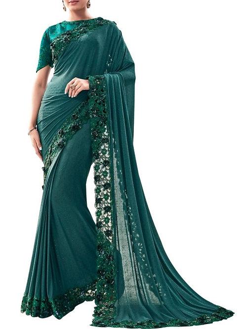 Astounding Rama Fancy Sarees Online